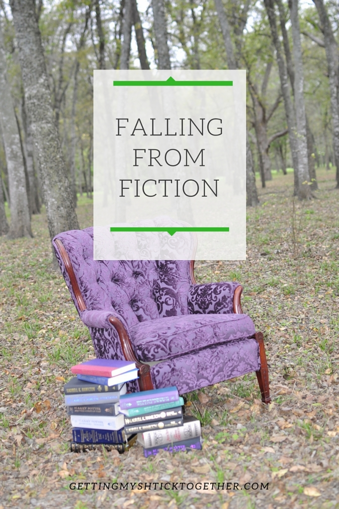 falling from fiction